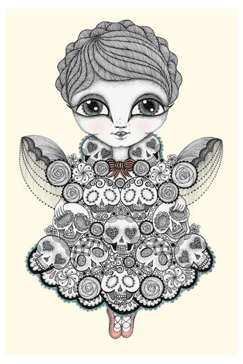 Danielle Reck Illustrations (90 работ)