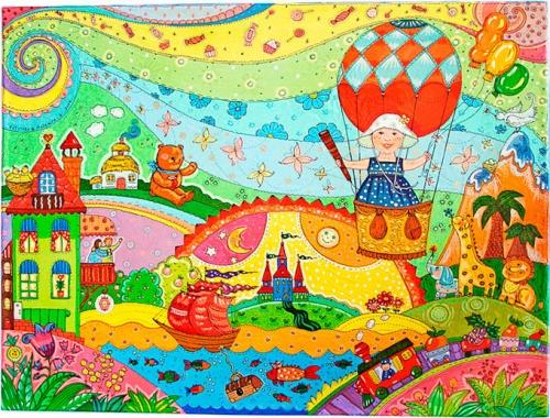 Иллюстратор Федотова Надежда (70 работ)