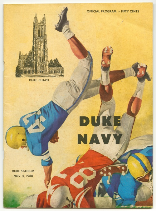 Duke Blue Devils football (part 2) (52 работ) (2 часть)