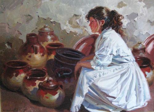 Художник Juan Gonzalez Alacreu (79 работ)