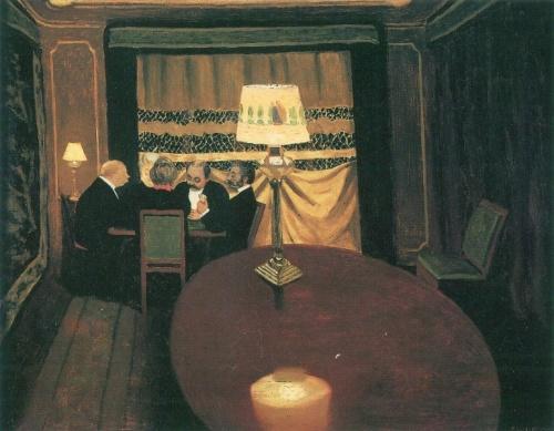 Французский художник Феликс Валлотон (Felix Vallotton) (41 работ)