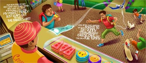 Забавные и креативные иллюстрации Nithin Рао Kumblekar (76 работ)