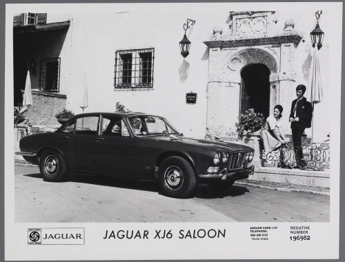 Dutch Automotive History (part 18) Jaguar (91 фото)