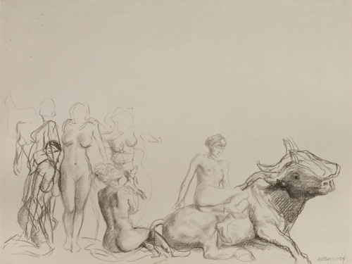 Рисунки Dаvid Nicholson (71 работ)