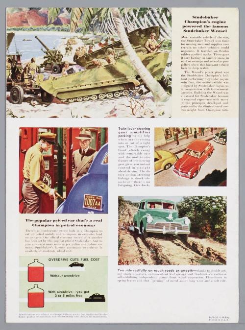Dutch Automotive History (part 19) Studebaker (152 фото)