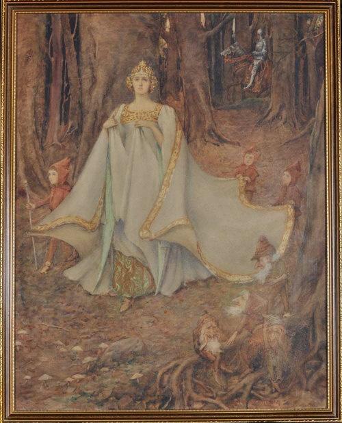 Henry Meynell Rheam (1859—1920) (41 работ)