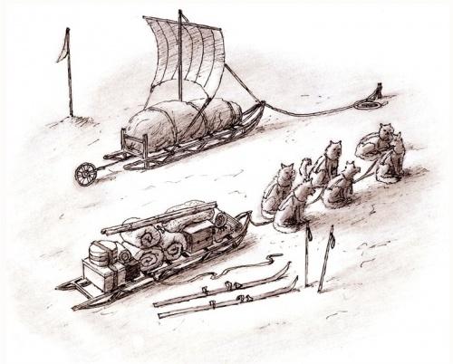 Иллюстратор Greg Becker (48 работ)