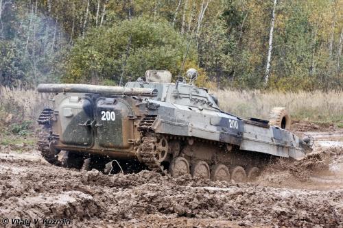 Подготовка 4-й отдельной танковой бригады к годовой проверке (56 фото)
