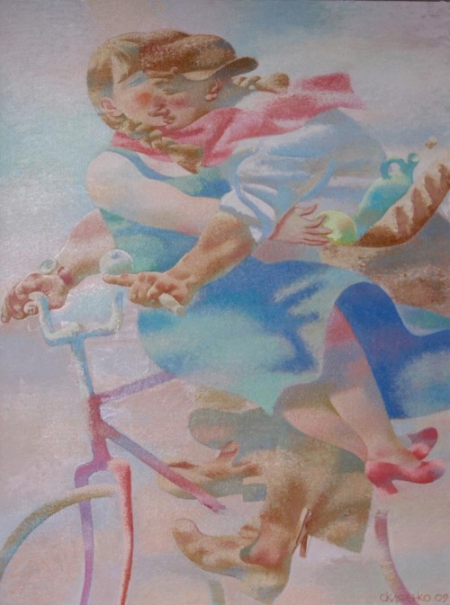 Современные художники – Андрей Скляренко (34 работ)