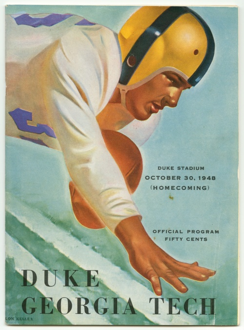 Duke Blue Devils football (part 2) (48 работ) (1 часть)