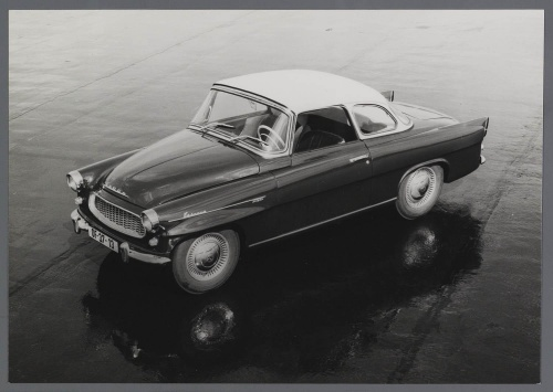 Dutch Automotive History (part 24) Skoda (105 фото)