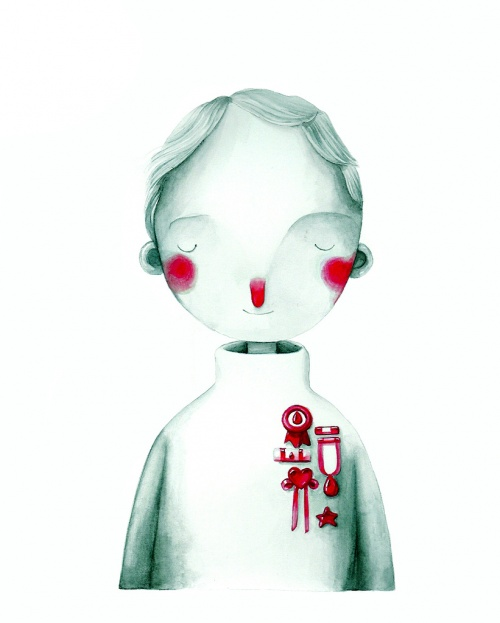 Иллюстратор Simona Cordero (58 работ)