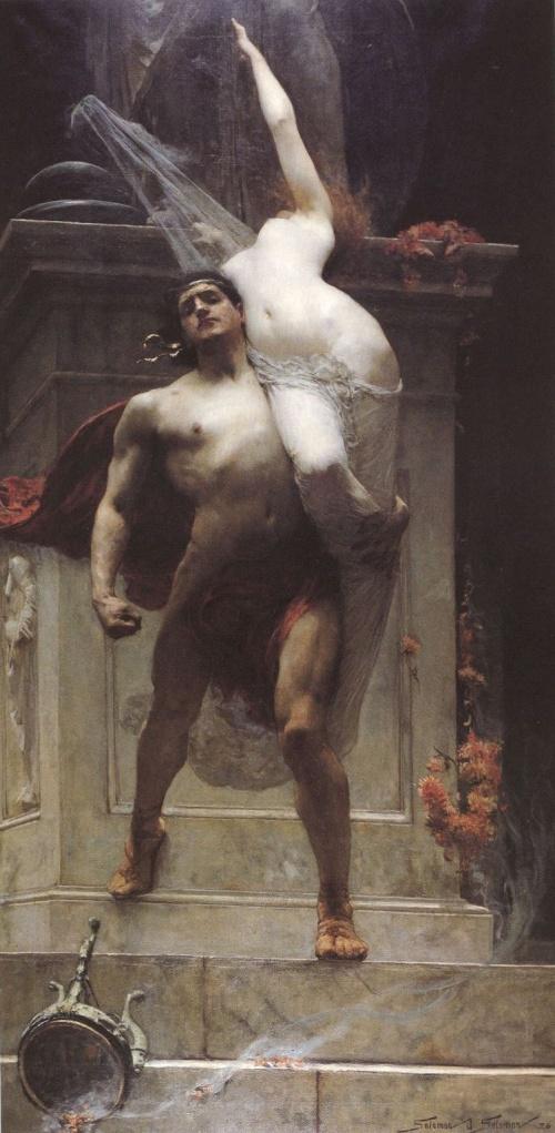 Шедевры мировой живописи (761 фото) (2 часть)