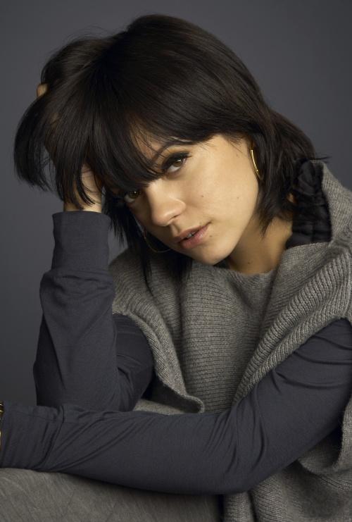Lily Allen - фотограф Gregg Delman (2009) (18 фото)
