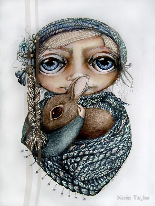Художник - иллюстратор Karin Taylor (55 работ)