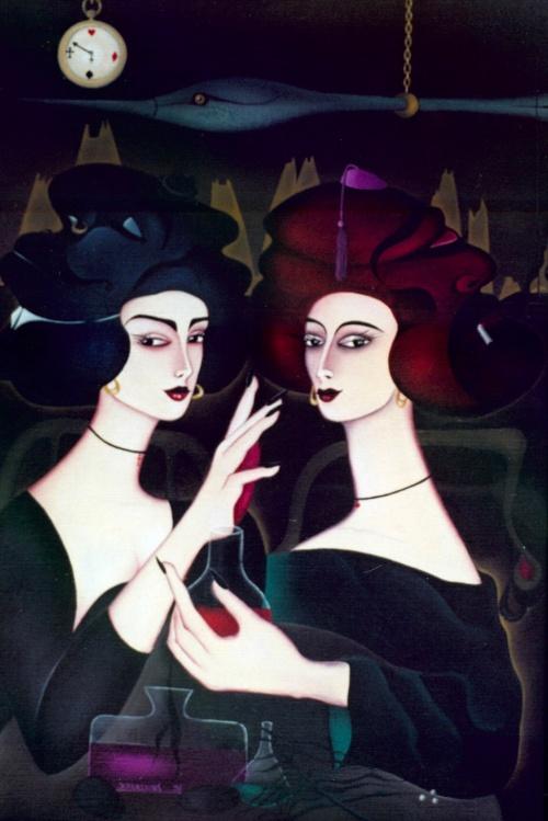 Artworks by Ivana Barazi (40 работ)