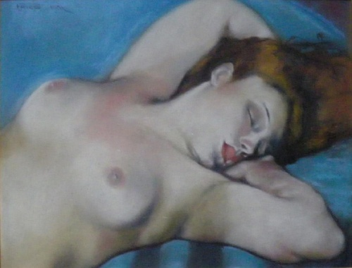 Художник Pal Fried (145 работ)