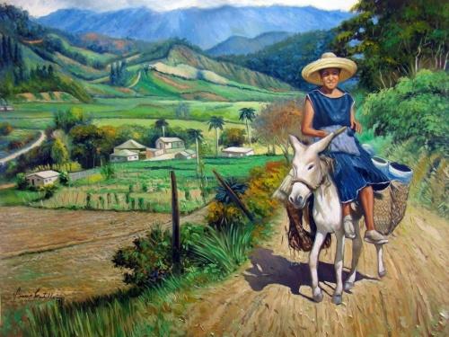 Artworks by Vinicio Castillo (76 работ)