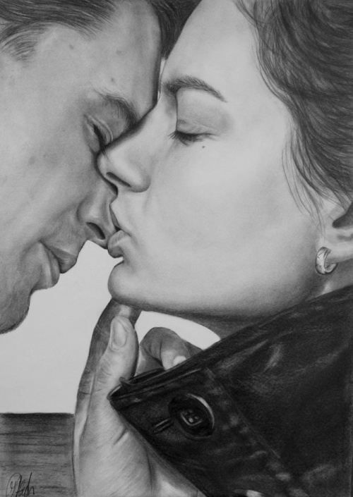 Beautiful Pencil Drawings of Women (13 работ)