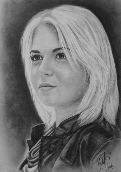 Beautiful Pencil Drawings of Women (13 фото)