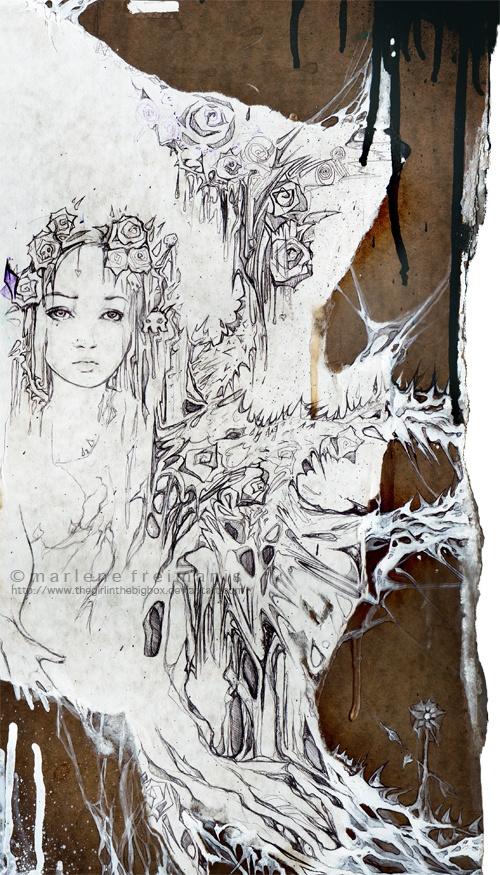 Иллюстратор Marlene Freimanis (43 работ)