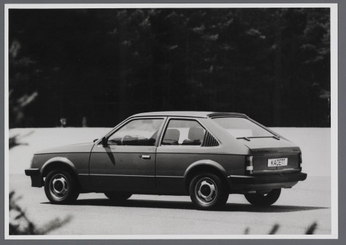Dutch Automotive History (part 25) Opel (312 фото)
