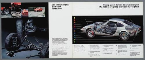 Dutch Automotive History (part 25) Opel (312 фото)