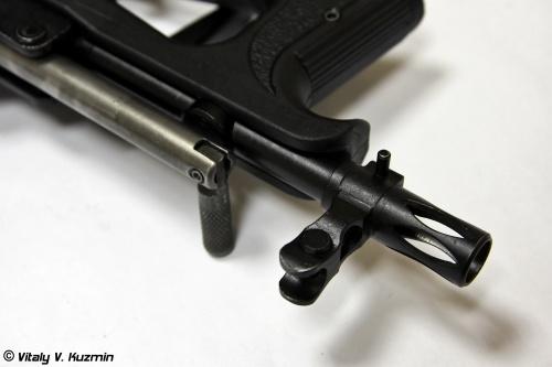 Пистолет-пулемёт ПП-2000 (29 фото)