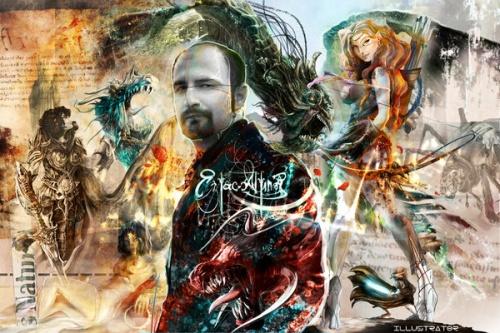 Digital Art Ertac Altinoz (128 работ)