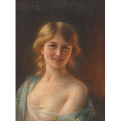Перуанский художник Albert Lynch (1851-1912) (70 работ)