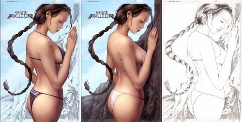 Фентези арт германского художника Кай Спанут (Kai Spannuth) (114 работ)