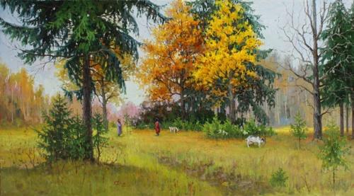 Живопись Алексея Евдокимова (92 работ)