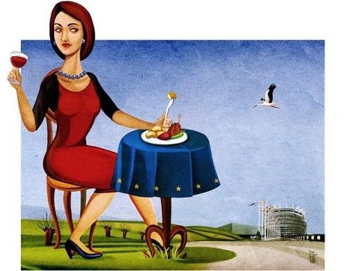 Иллюстратор Alicja Gapinska (12 работ)