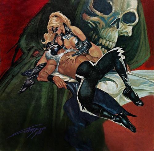 Иллюстратор Rafael Gallur ( Старые и новые работы) (157 работ)