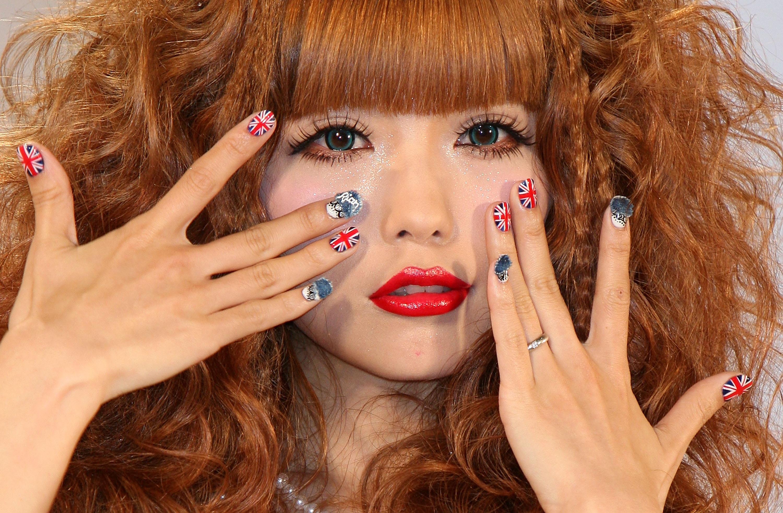 Ногти в китае фото