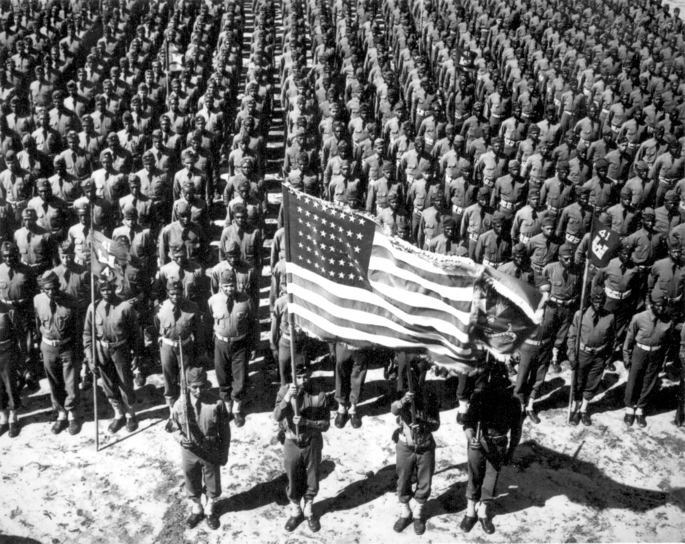 an overview of the american dream of the african american soldiers after world war one