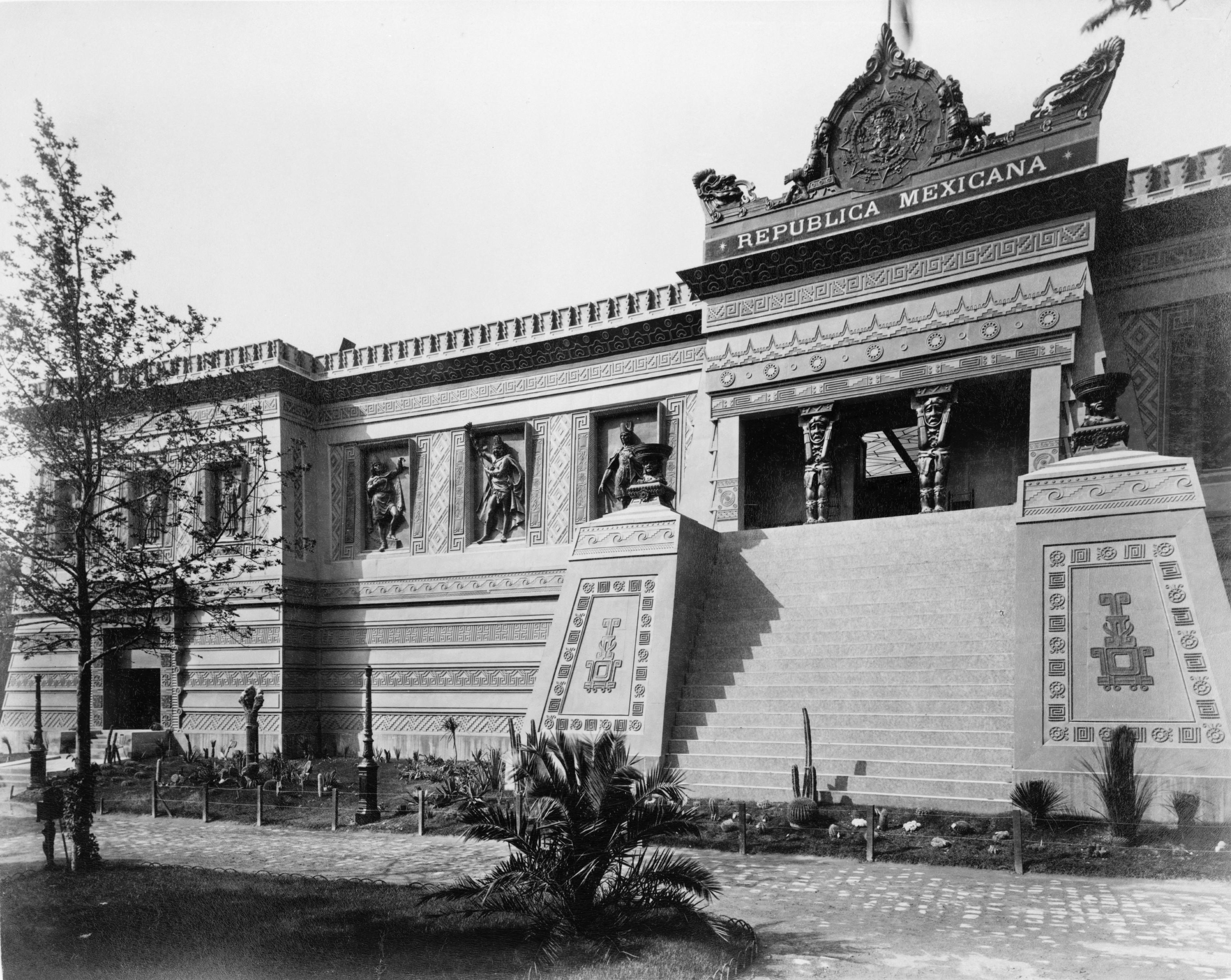 Всемирная выставка 1889 и 1900 | Exposition Universelle 1889 et 1900 (152  фото)