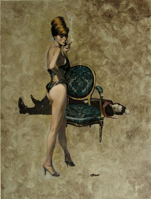 художники femdom