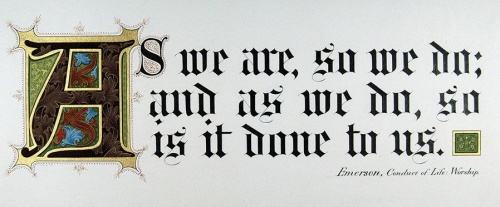 Beautiful calligraphy (168 работ)
