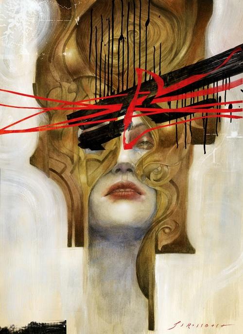 Французский художник Жан Себастьян Россбах (Jean-Sebastien Rossbach) (54 работ)