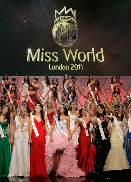Miss World 2011 – Final (19 фото)