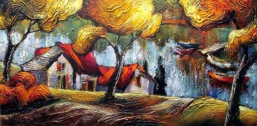 Живопись Alex Danovich (13 работ)