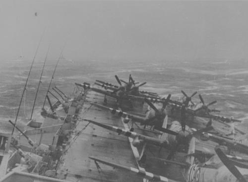 Фотоальбом: Вторая Мировая война. Часть 2 (54 фото) (1 часть)