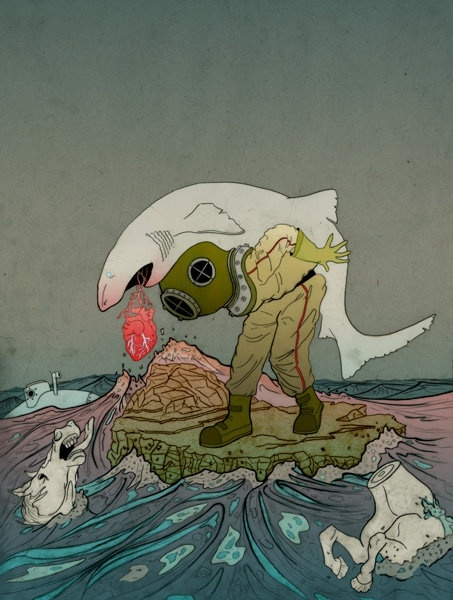 Иллюстратор Miguel Manzur (15 работ)