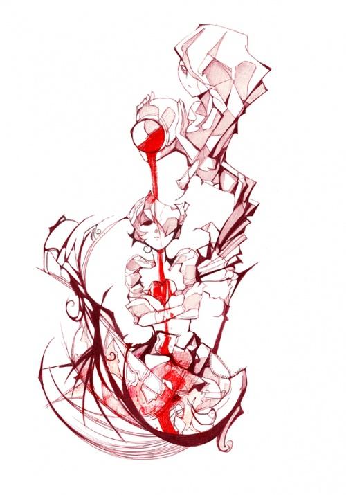 ArtWorks by Nanohikakou (79 работ)