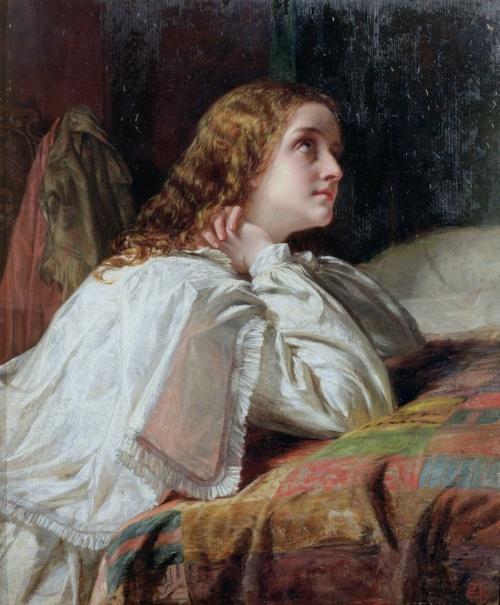Художник Alfred Elmore (1815-1881) (41 работ)