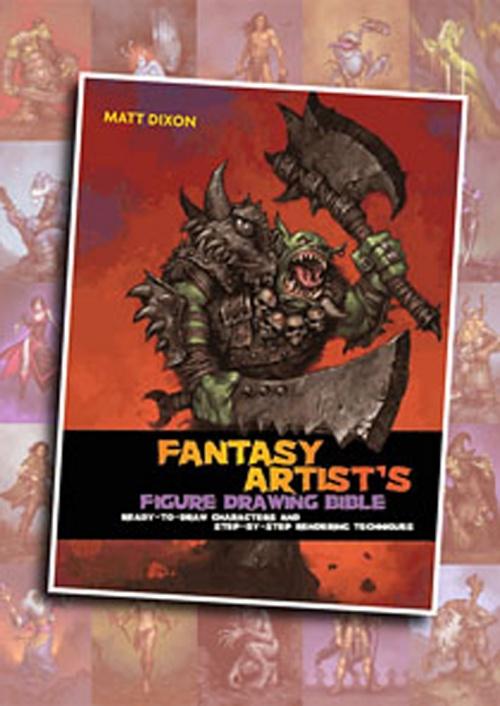 Фэнтези творчество художника-иллюстратора Мэта Диксона (Matt Dixon) (105 работ)