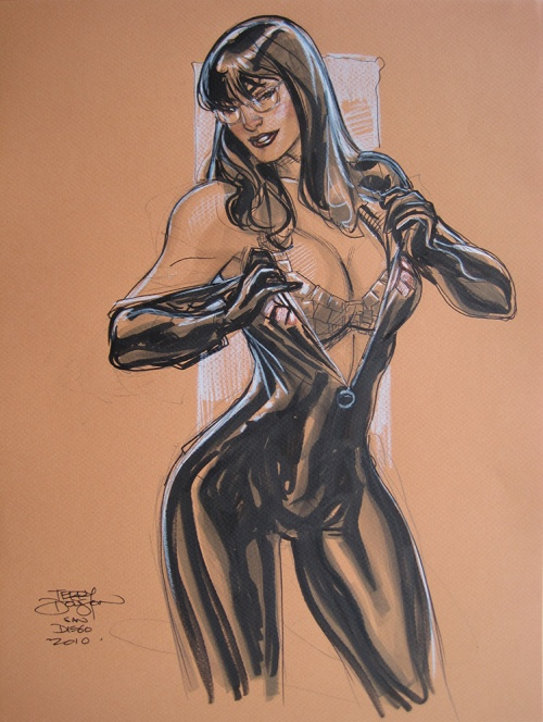 Works by TerryDodson (35 работ)
