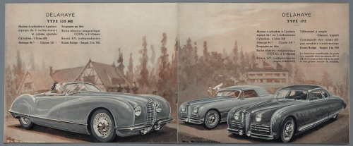 Dutch Automotive History (part 34) De Dion Bouton, Delage, Delahaye, DeSoto (34 фото)