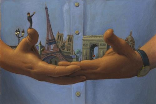 Художник - иллюстратор Mark Elliot (57 работ)